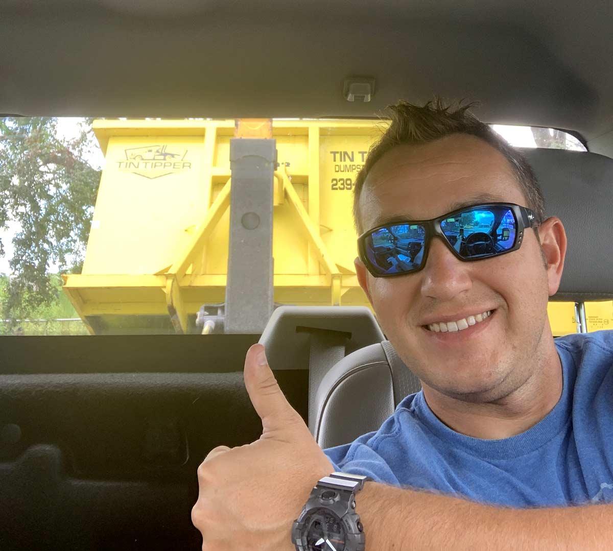 Tin-Tipper-Dumpster-Rental-Owner-Kevin