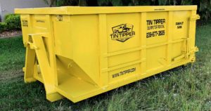 rent a dumpster in cape coral or fort myers