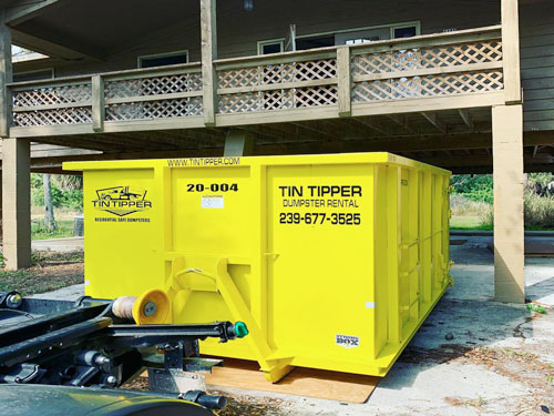 20-cy-dumpster-for-rental-fort-myers
