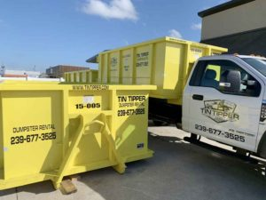dumpster rental lehigh acres