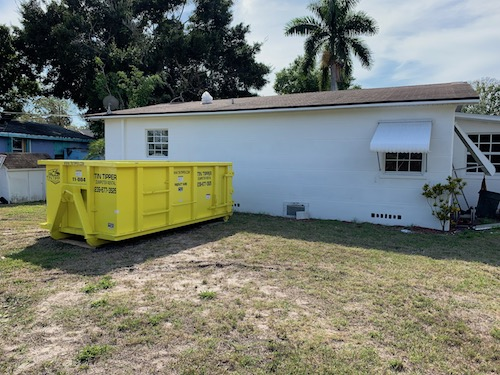 Dumpster Rental Fort Myers