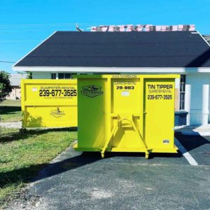 fire-restoration-in-cape-coral-dumpster-rental
