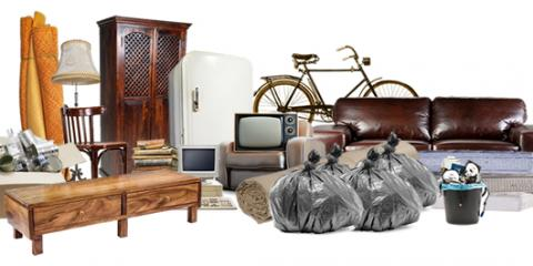 Junk Removal Debris Removal Hauling Furniture Removal