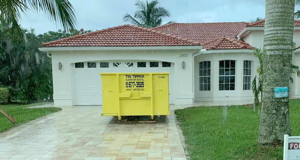 https://dumpsterrentalswfl.com/dumpster-rental-port-charlotte/ Port Charlotte Dumpster Rental Tin Tipper Dumpster Rental 239-677-3525