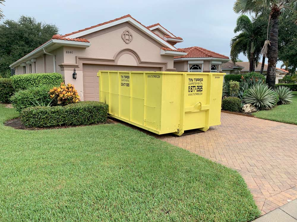 https://dumpsterrentalswfl.com/dumpster-rental-port-charlotte/ Port Charlotte Dumpster Rental Tin Tipper Dumpster Rental 239-677-3525 rent a dumpster in port charlotte, fl