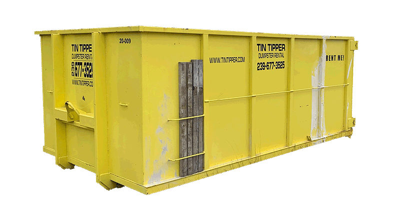 20-CUBIC-YARD-DUMPSTER-FROM-TIN-TIPPER-DUMPSTER-RENTAL-cape-coral-florida