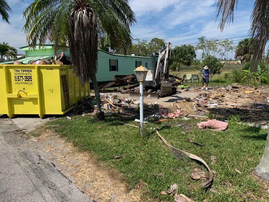 demolition-punta-gorda-tin-tipper-dumpster