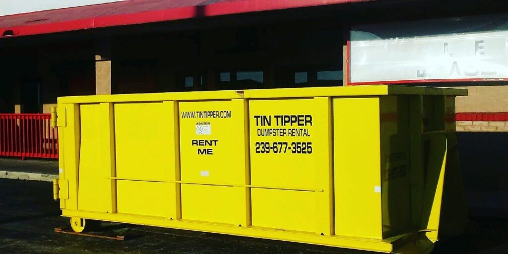 Tin Tipper : Dumpster Rental 1618 SW 6th Ave, Cape Coral, FL 33991 (239) 677-3525 Open 24 hours https://www.google.com/maps/d/u/0/viewer?mid=1G3IjkRAbDEnmiVwh3H7NeS_xp6bsbVR4&ll=26.54173612463983%2C-81.91852144921876&z=10 https://www.dumpsterrentalswfl.com Dumpster Rental Fort Myers Dumpster Fort Myers
