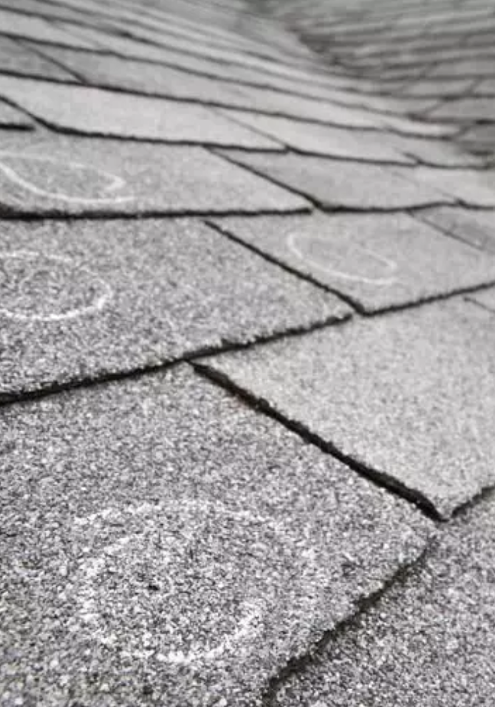 what does a roofing square of shingles weigh?