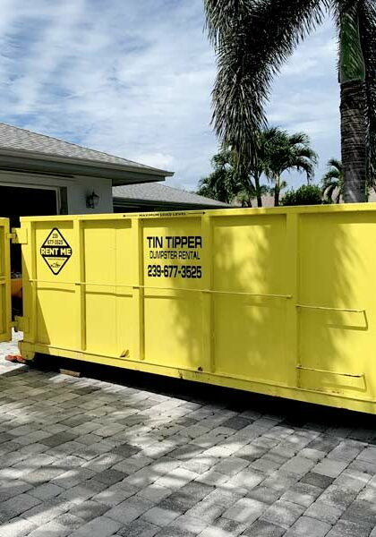 babcock located in charlotte and lee counties is a self sustainable community. Tin Tipper provides dumpster to the area.