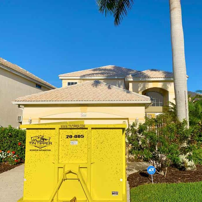 Tin Tipper : Dumpster Rental; 1618 SW 6th Ave; Cape Coral; FL 33991; (239) 677-3525; Open 24 hours; https://www.google.com/maps/d/u/0/viewer?mid=1G3IjkRAbDEnmiVwh3H7NeS_xp6bsbVR4&ll=26.54173612463983%2C-81.91852144921876&z=10; https://dumpsterrentalswfl.com/dumpster-rental-estero/; https://www.dumpsterrentalswfl.com; Dumpster Rental; Dumpster Rental ESTERO; Rent A Dumpster ESTERO; roll off rental ESTERO; debris bin rental ESTERO; dumpster ESTERO; cheap dumpster ESTERO; dumpster near me ESTERO; roofing dumpster ESTERO; Rent A Dumpster; Residential Dumpster; Dumpster
